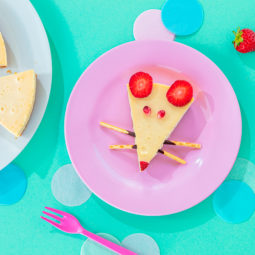 Kuchen für kleine Mäuse 1