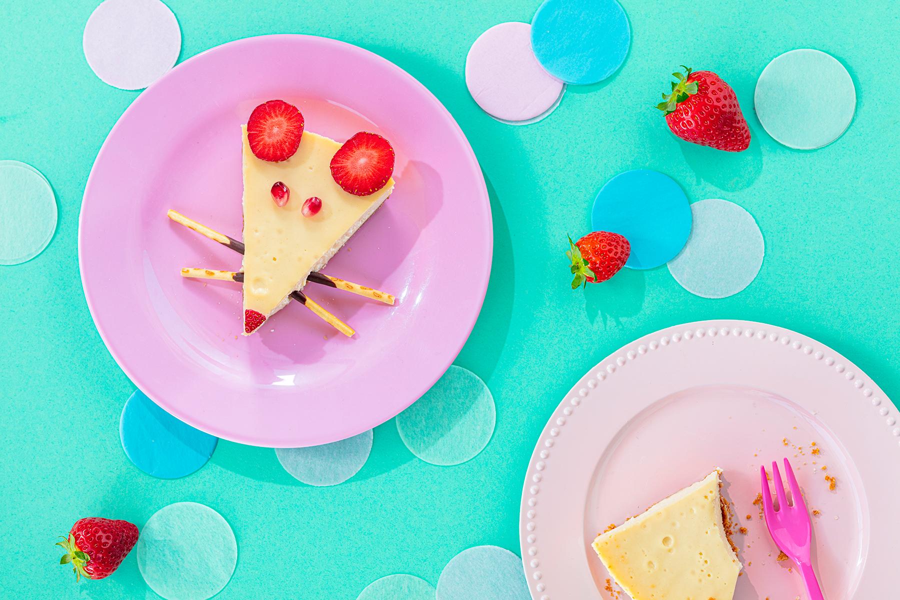 Kuchen für kleine Mäuse