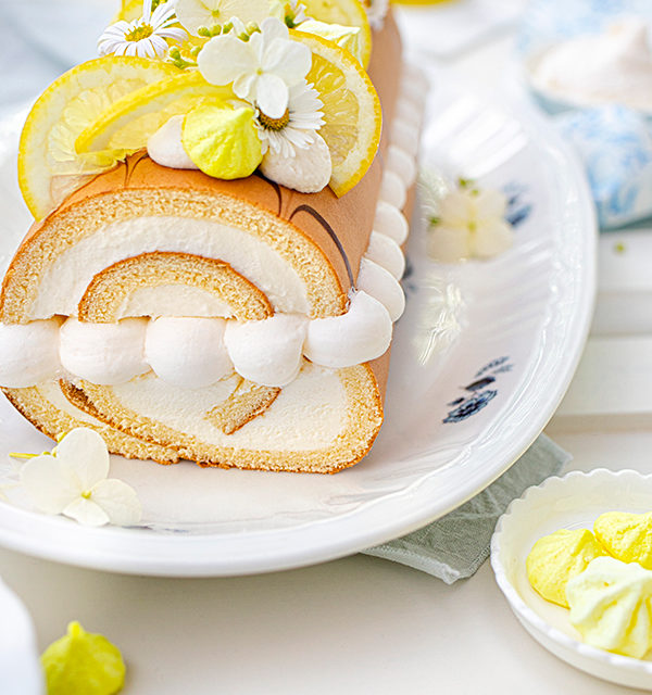 Zitronen-Sahne-Rolle im Sommerlook 10