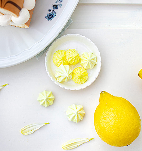 Zitronen-Sahne-Rolle im Sommerlook 12