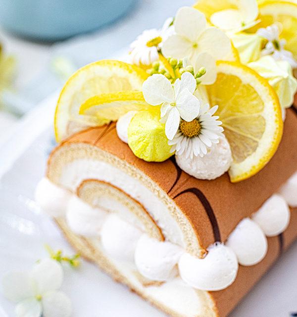Zitronen-Sahne-Rolle im Sommerlook 31