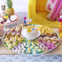 Essenstipp für den Mädelsabend: food platter!