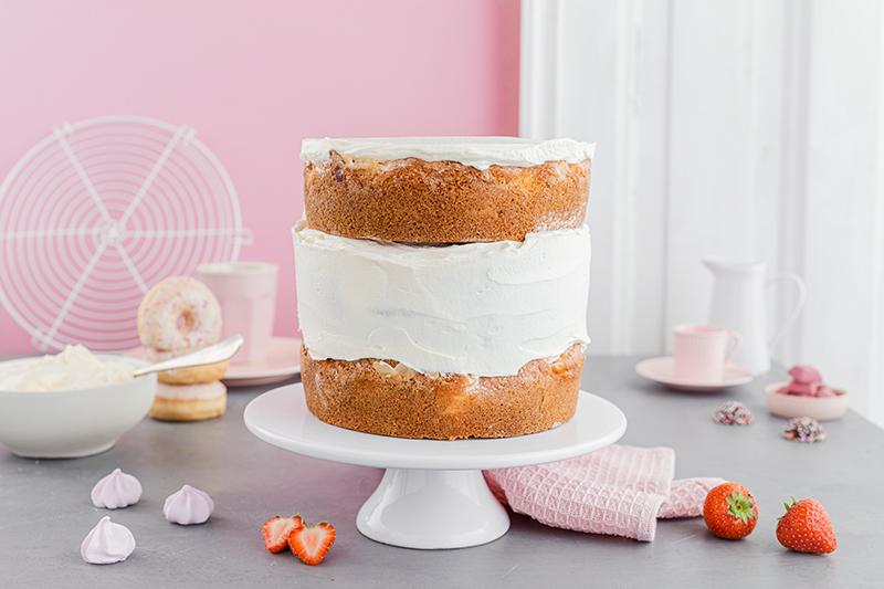 Faltline Cake Anleitung! So einfach wird's gemacht! 50