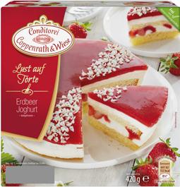 Erdbeer-Torte mit Raffaello 1