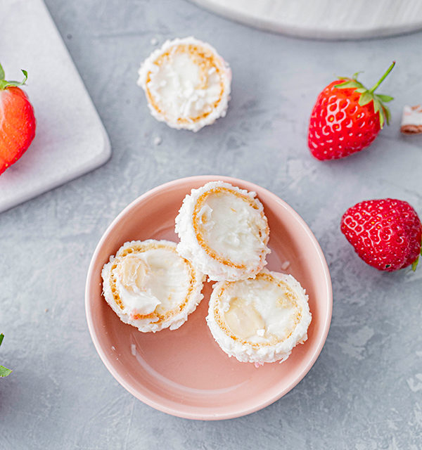 Erdbeer-Torte mit Raffaello 21