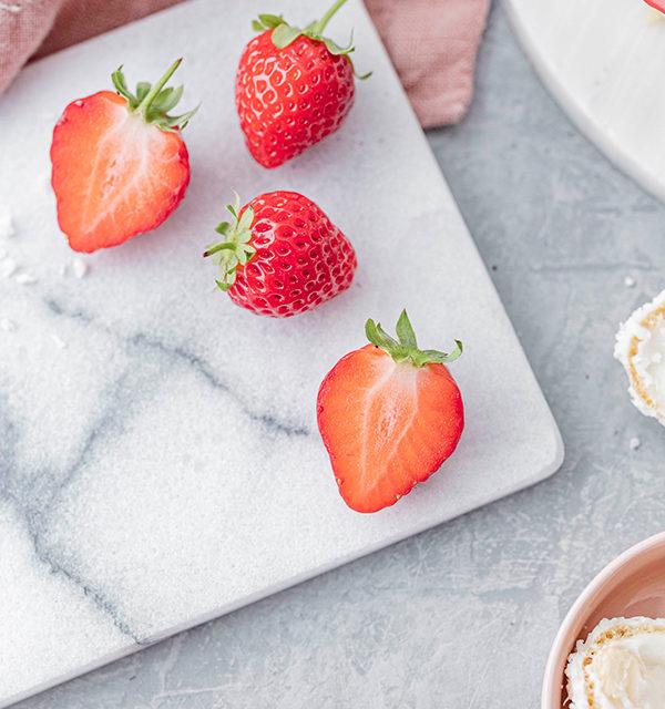 Erdbeer-Torte mit Raffaello 22