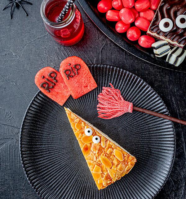 Food platter für Halloween 13