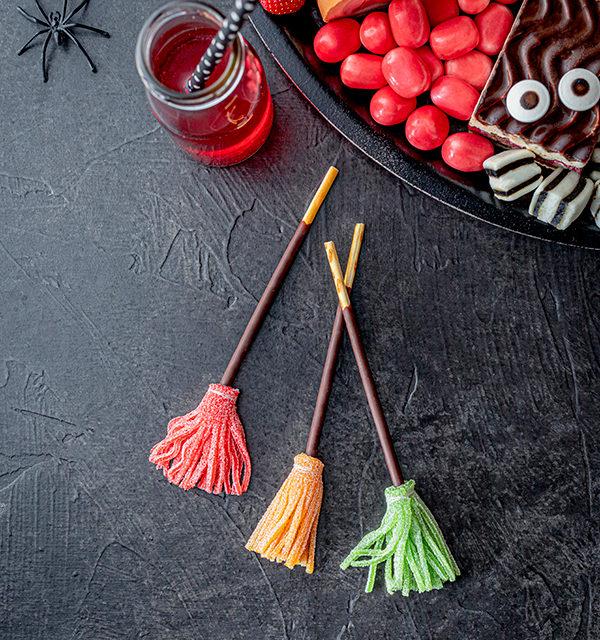 Food platter für Halloween 14