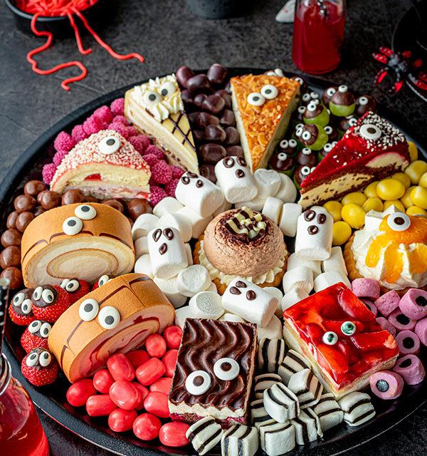 Food platter für Halloween 15