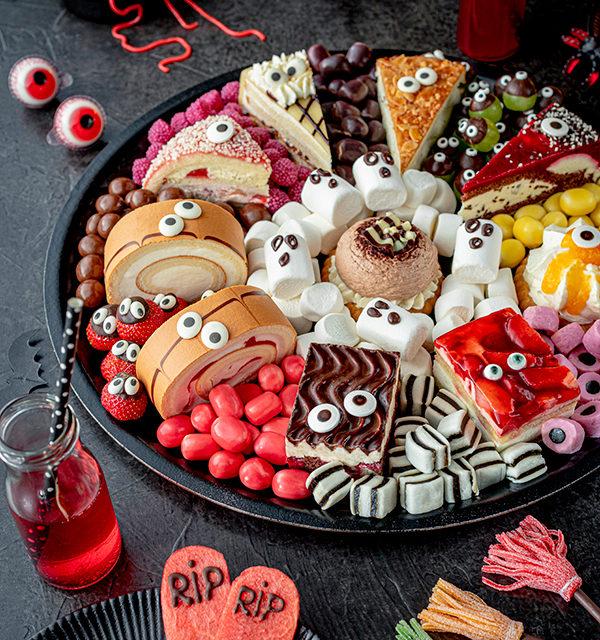 Food platter für Halloween 16