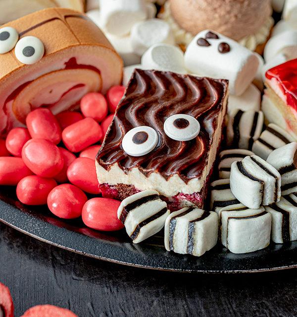 Food platter für Halloween 18