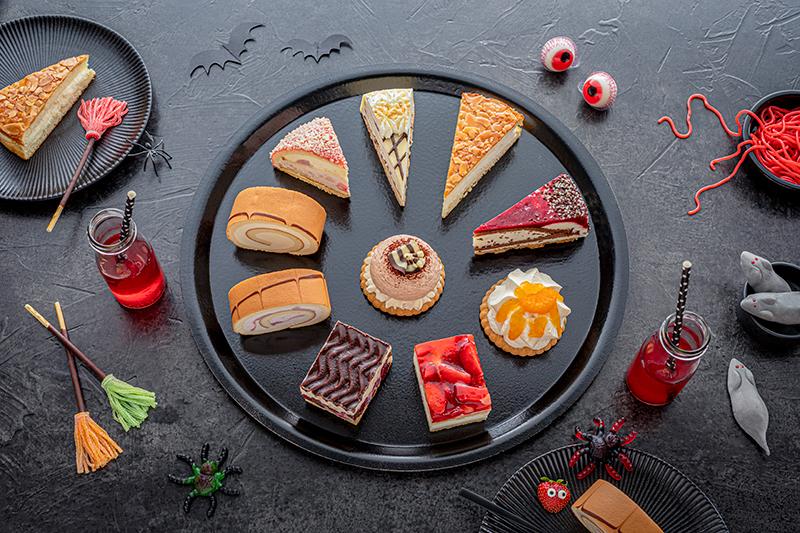 Food platter für Halloween 1