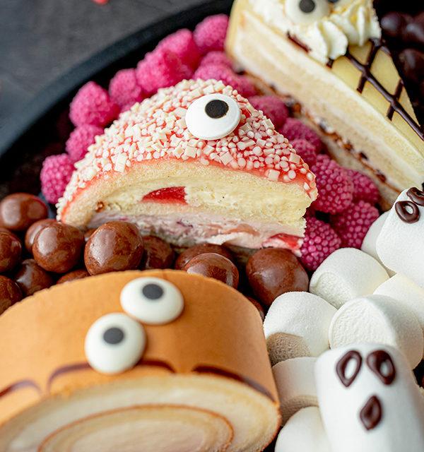 Food platter für Halloween 19