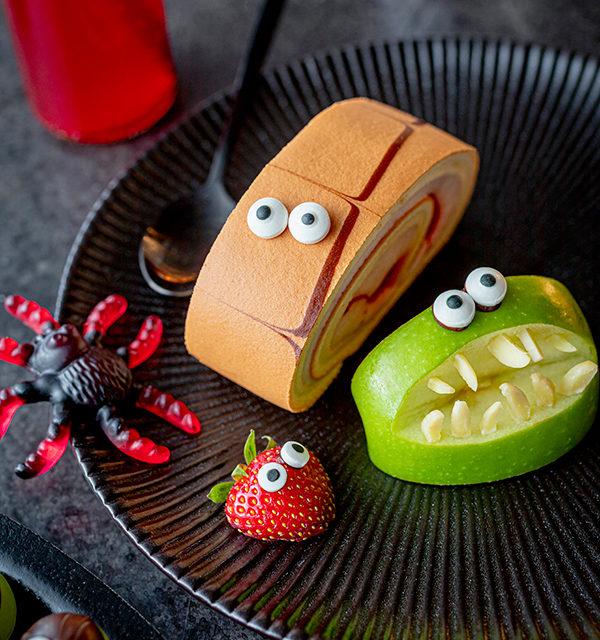 Food platter für Halloween 20