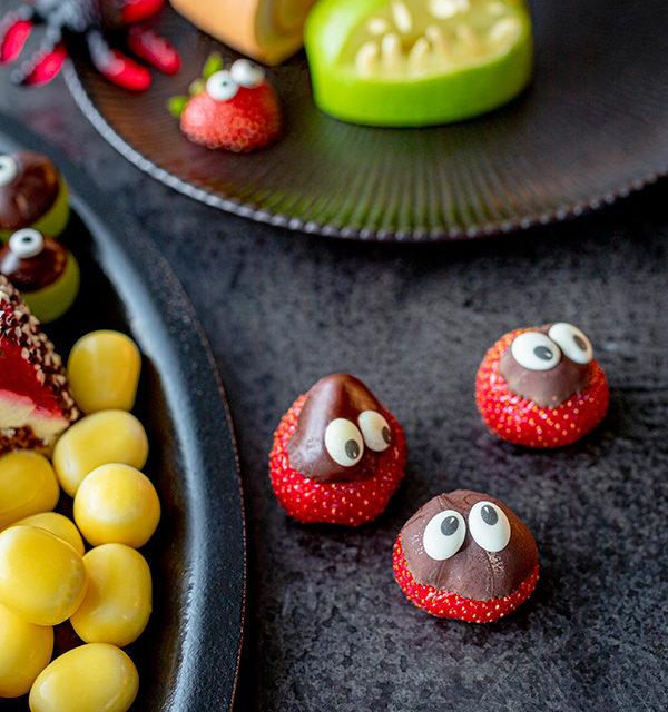 Food platter für Halloween 21