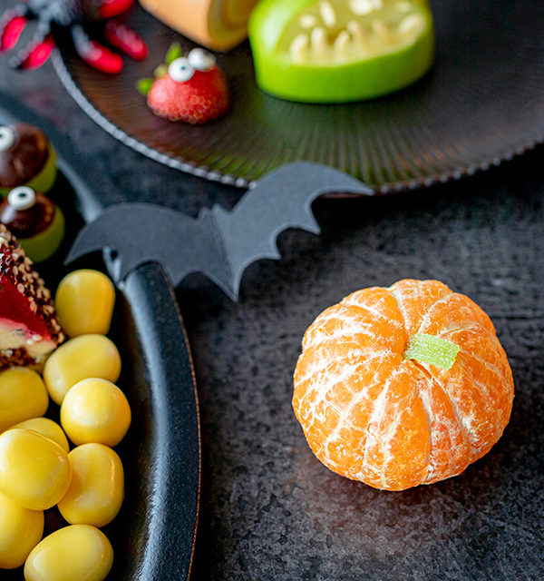 Food platter für Halloween 22
