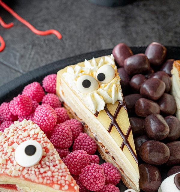 Food platter für Halloween 23