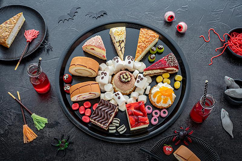 Food platter für Halloween 3