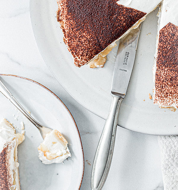 Perfekt im Advent: Käsekuchen mit Bratapfelkompott 17