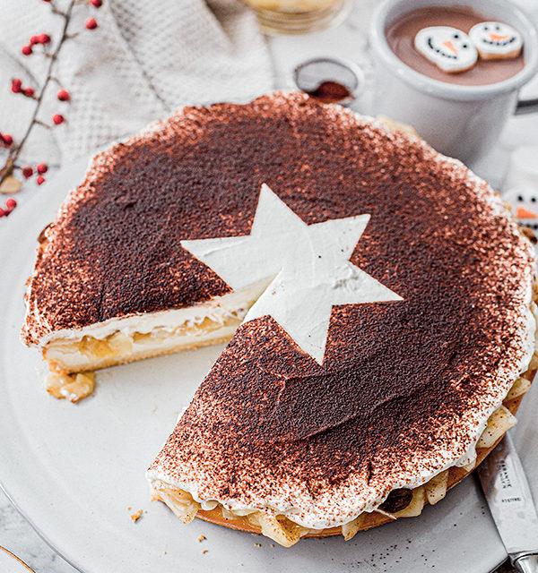 Perfekt im Advent: Käsekuchen mit Bratapfelkompott 29