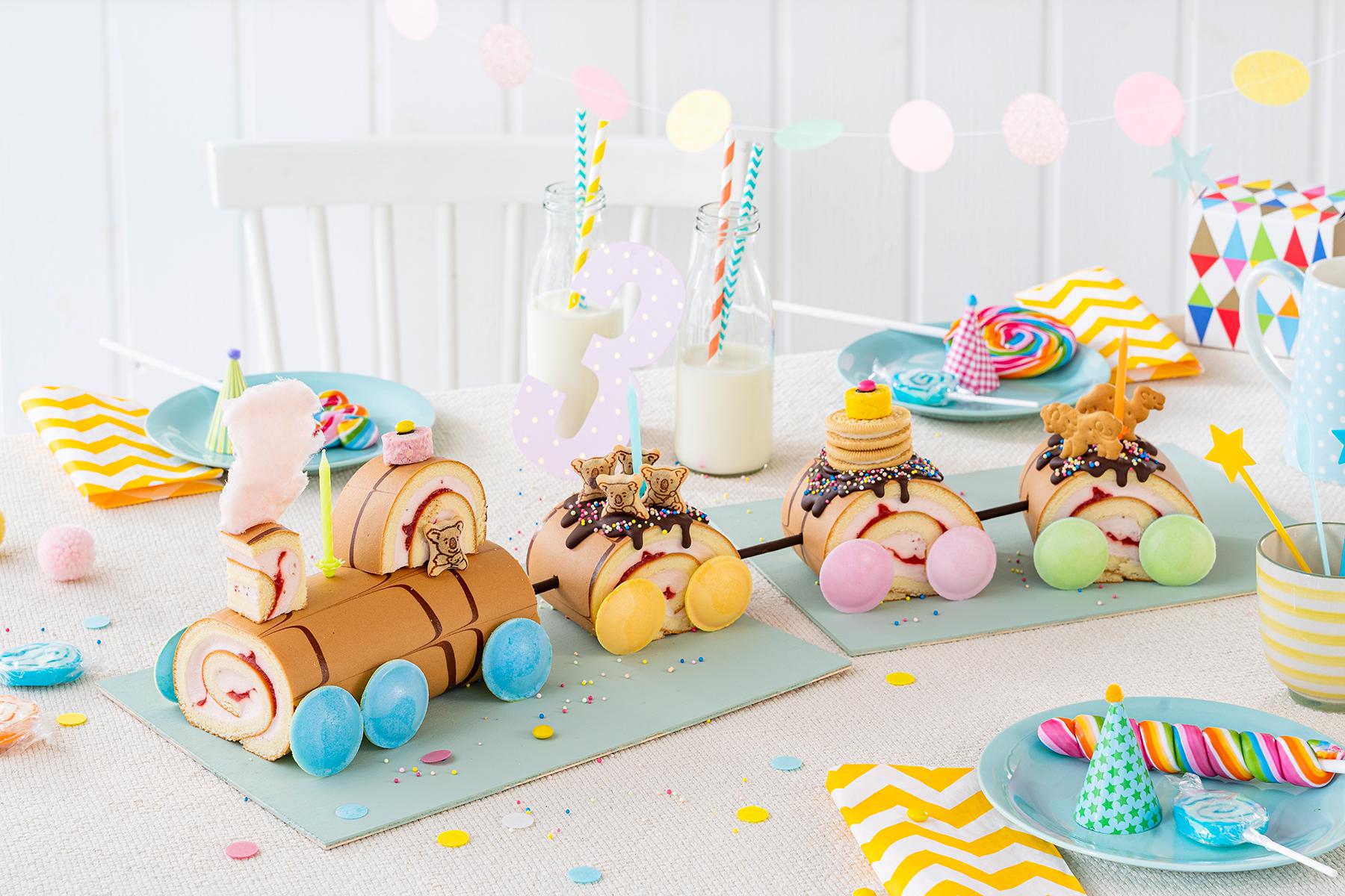 Geburtstagszug