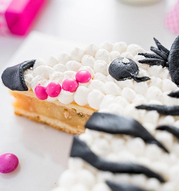 Zebra-Kuchen zum 1. Geburtstag 26