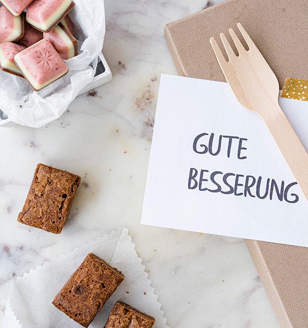 """""""Gute Besserung""""-Kuchen: Ein Geschenk für Laib und Seele 26"""