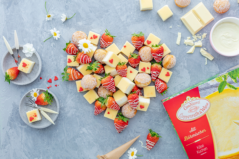 Fingerfood-Herz zum Muttertag 29