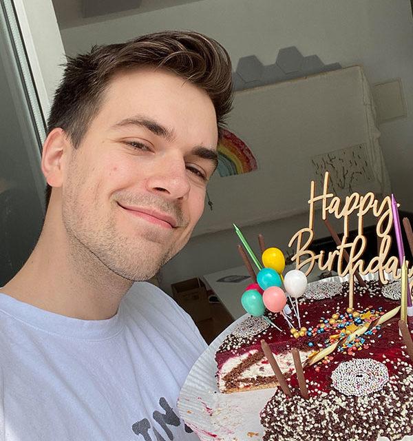 #pimpmybirthdaycake - einzigartige Geburtstagstorten-Kreationen! 5