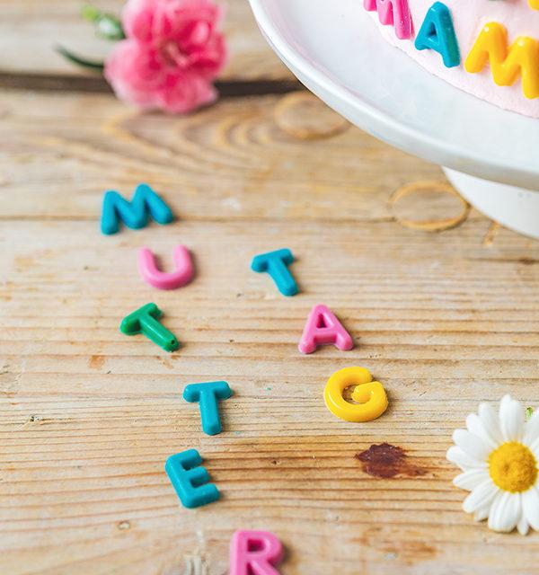 Zum Muttertag: Süße Torte zum Verschenken 9