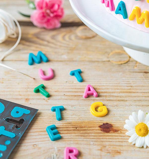 Zum Muttertag: Süße Torte zum Verschenken 10