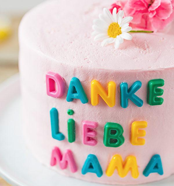 Zum Muttertag: Süße Torte zum Verschenken 11
