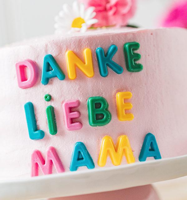 Zum Muttertag: Süße Torte zum Verschenken 17