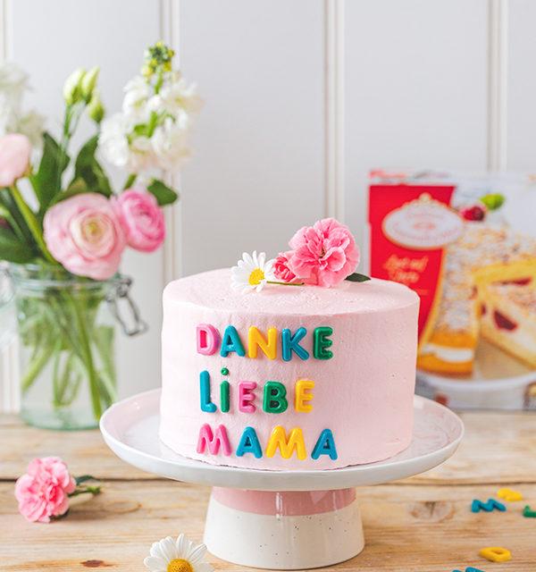 Zum Muttertag: Süße Torte zum Verschenken 1