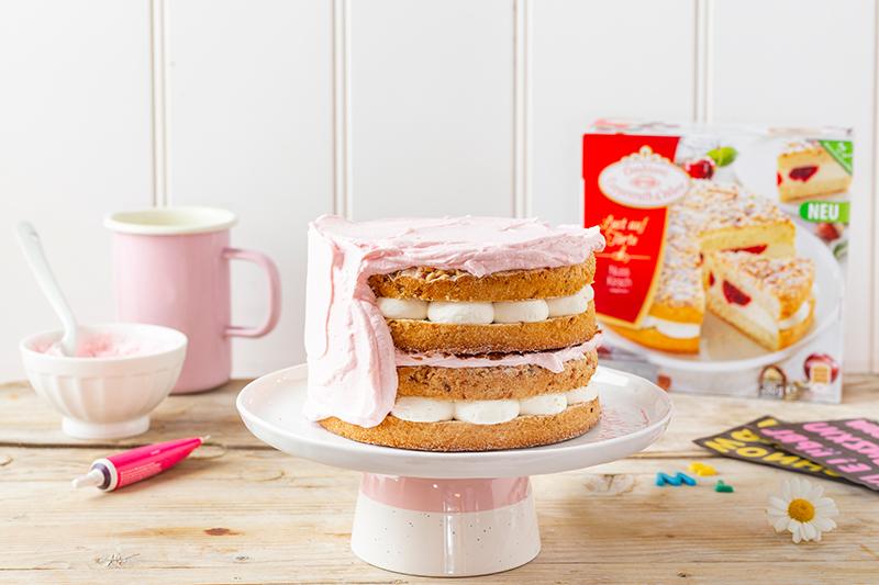 Zum Muttertag: Süße Torte zum Verschenken 23