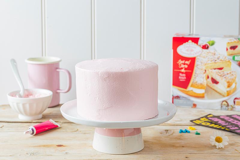 Zum Muttertag: Süße Torte zum Verschenken 24