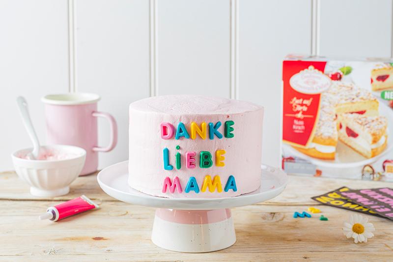 Zum Muttertag: Süße Torte zum Verschenken 25
