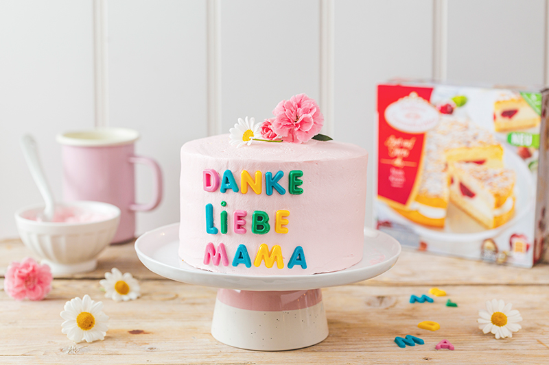 Zum Muttertag: Süße Torte zum Verschenken 27