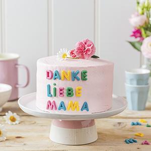Zum Muttertag: Süße Torte zum Verschenken 28