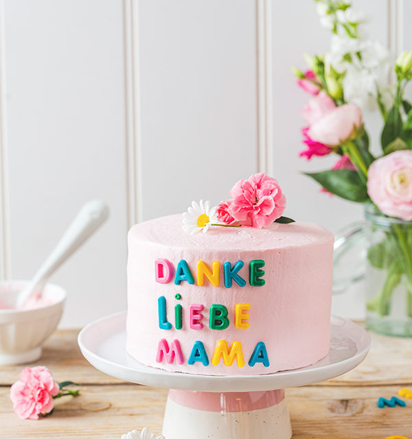 Zum Muttertag: Süße Torte zum Verschenken 2