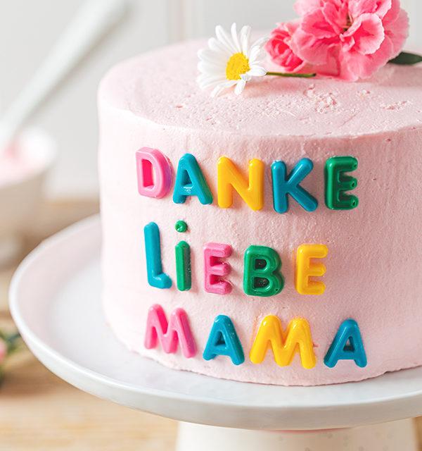 Zum Muttertag: Süße Torte zum Verschenken 3