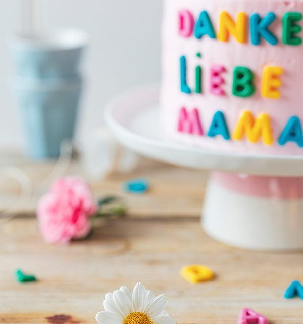 Zum Muttertag: Süße Torte zum Verschenken 5