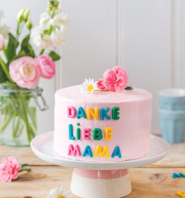 Zum Muttertag: Süße Torte zum Verschenken