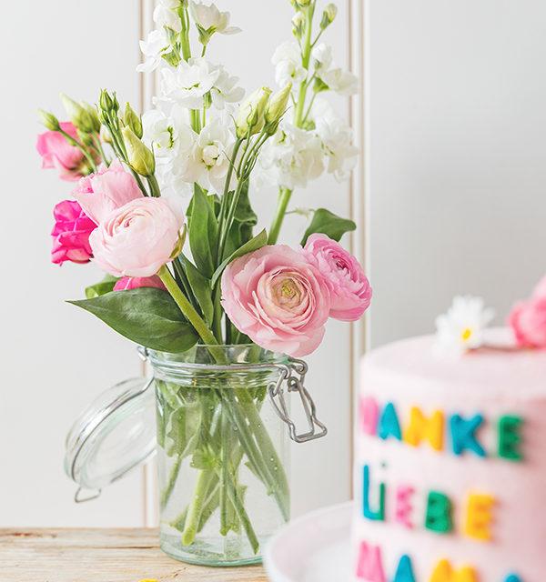 Zum Muttertag: Süße Torte zum Verschenken 6